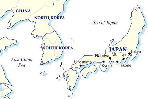 Abenteuerreisen Japan Reisen Nach Japan