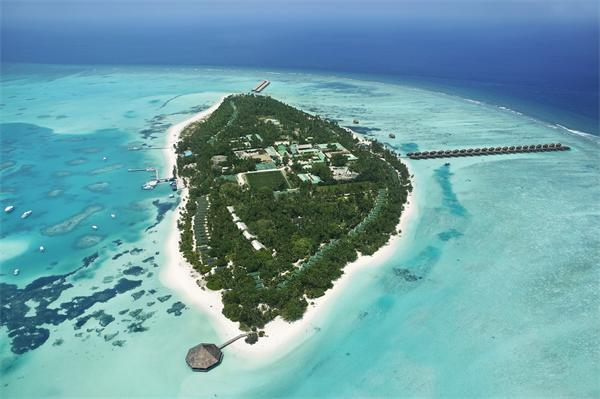 Download this Meeru Island Resort Malediven picture